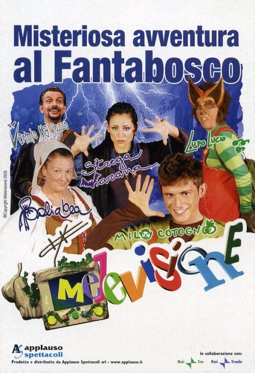 """""""Misteriosa avventura al Fantabosco"""""""