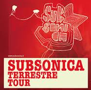 "SUBSONICA ""Terrestre Tour"""