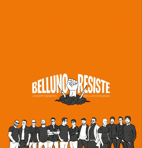 BELLUNO RESISTE Maci's Mobile + Non Voglio Che Clara
