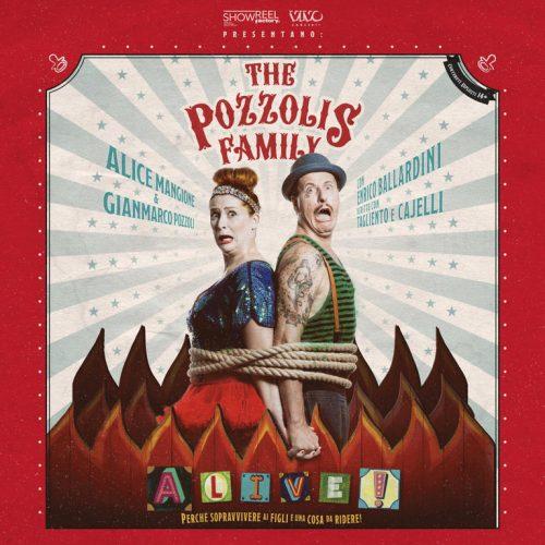 THE POZZOLIS FAMILY A-LIVE!
