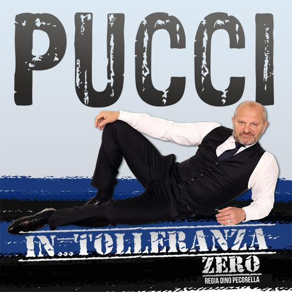 """ANDREA PUCCI """"In … tolleranza zero"""""""